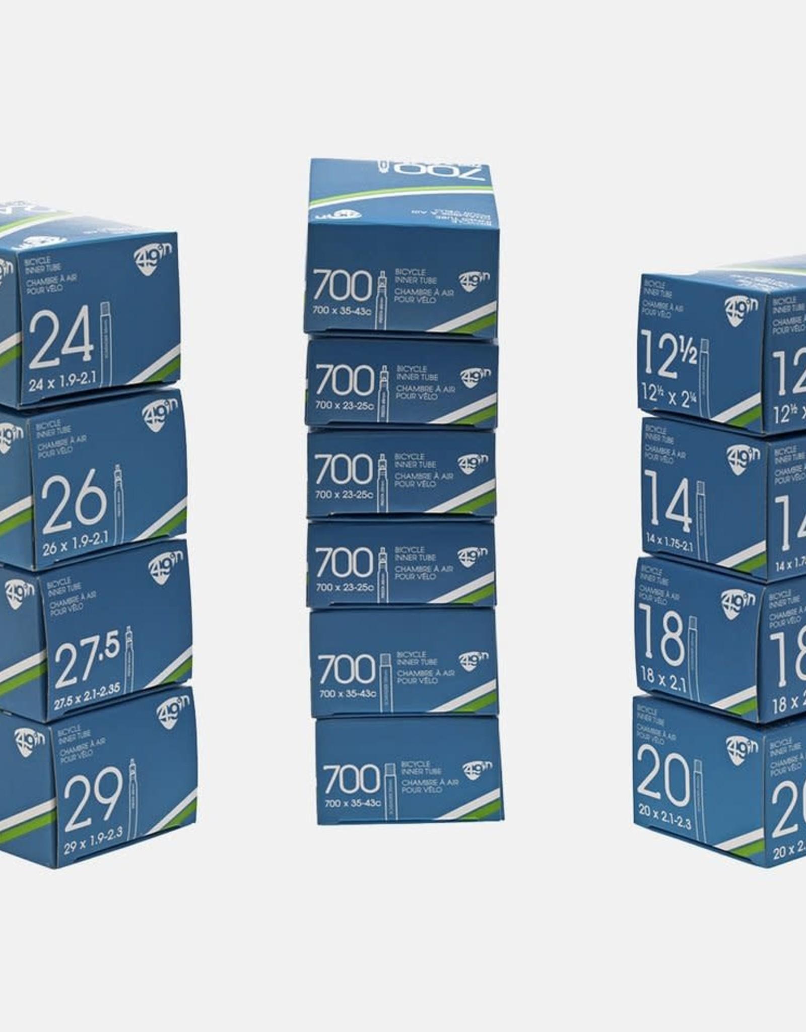 49N 49N STD 700C x 23-28MM P/V48