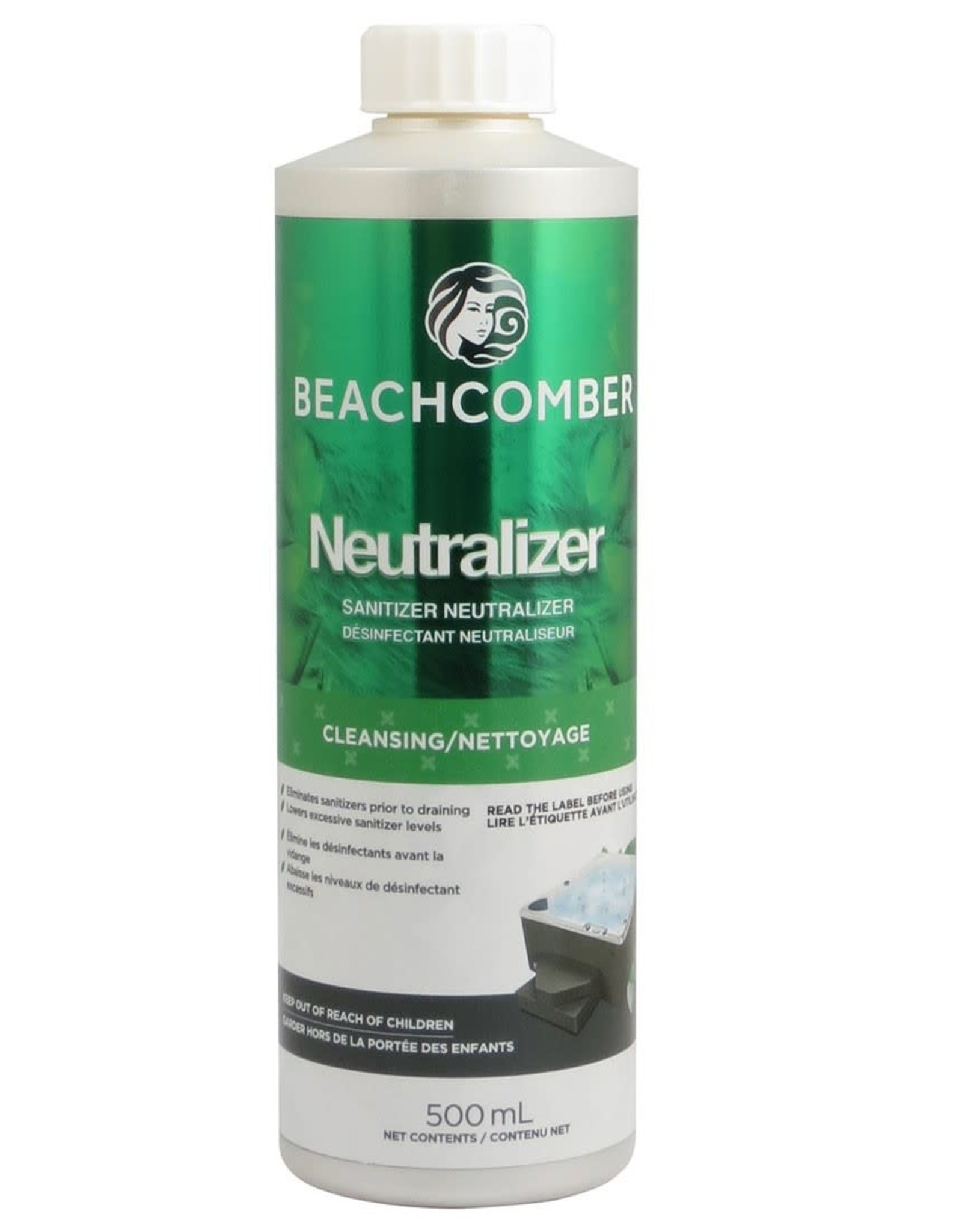 BEACHCOMBER BEACHCOMBER Neutralizer (500ml) - Sanitizer Eliminator