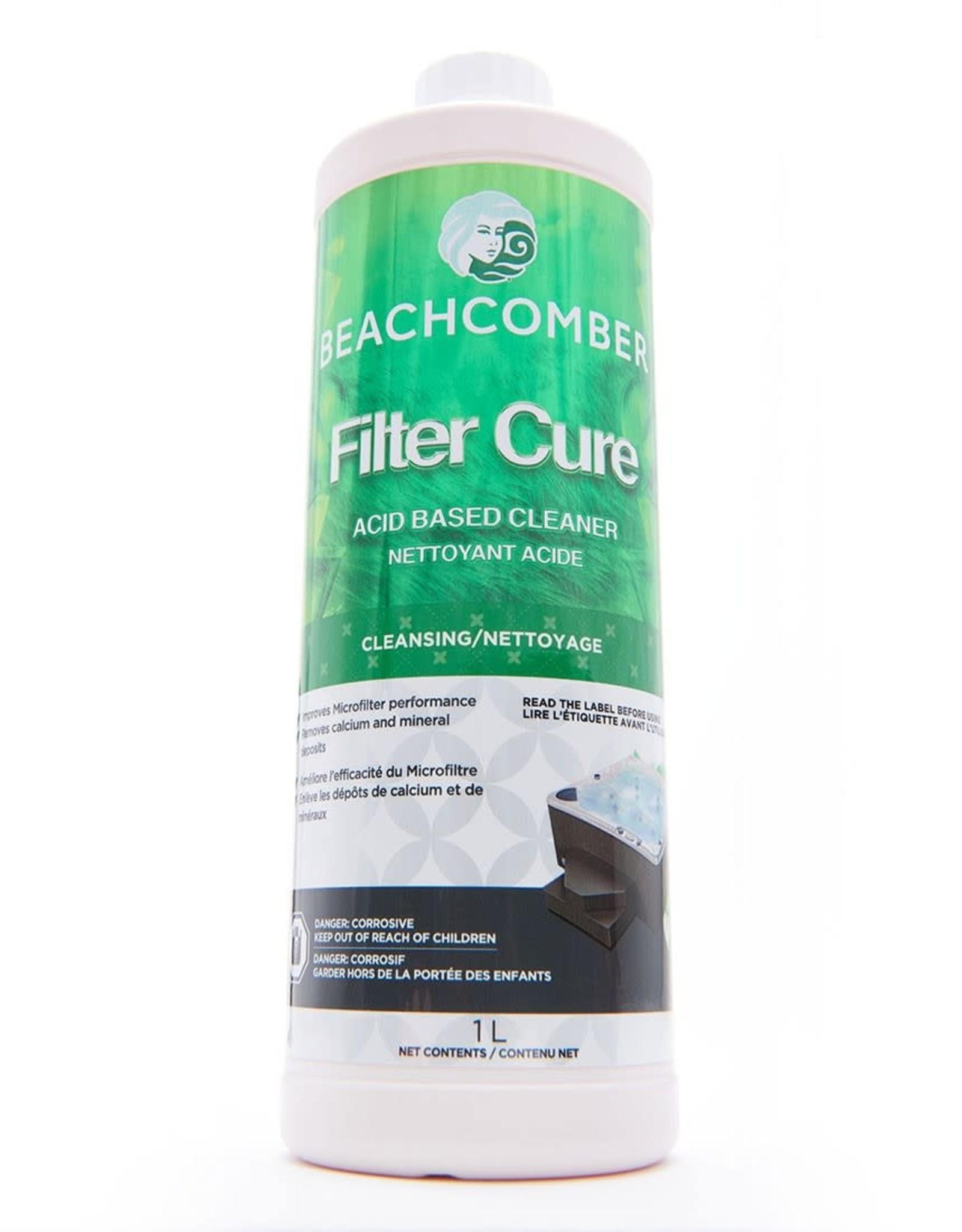 BEACHCOMBER BEACHCOMBER Filter Cure (1L) - Filter Cleaner