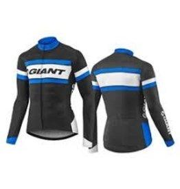 Giant GNT Rival L/S Jersey XXL Black/Blue