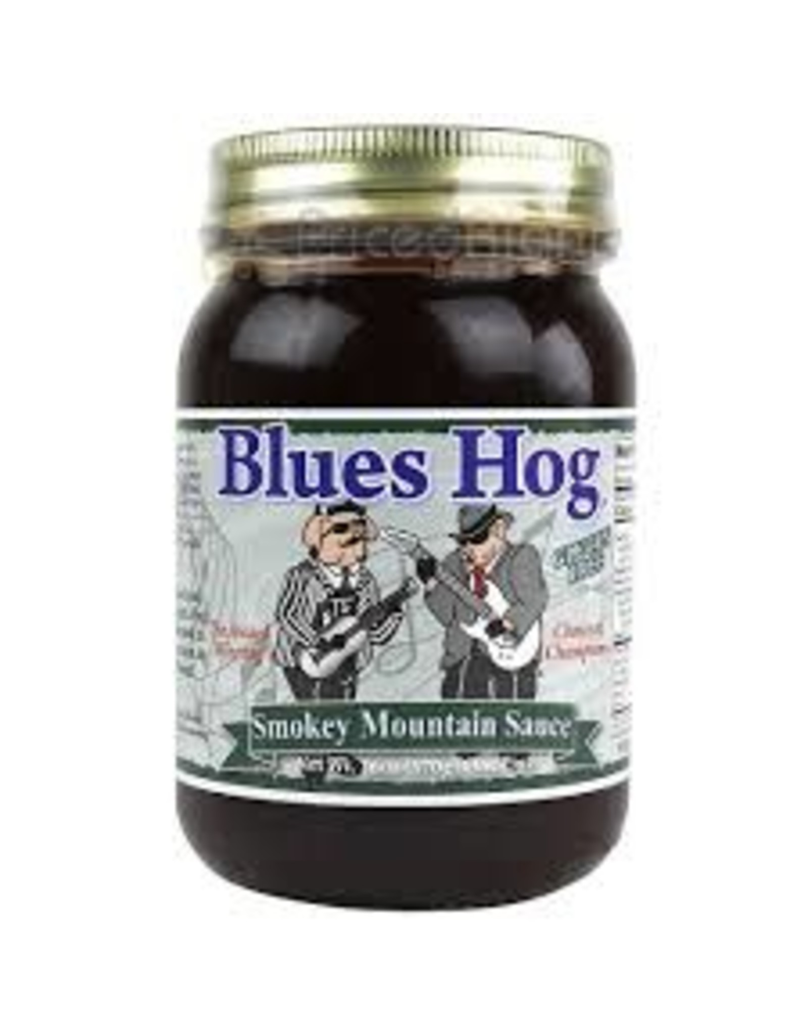 BLUES HOG BLUES HOG SMOKEY MOUNTAIN SAUCE 16 OZ