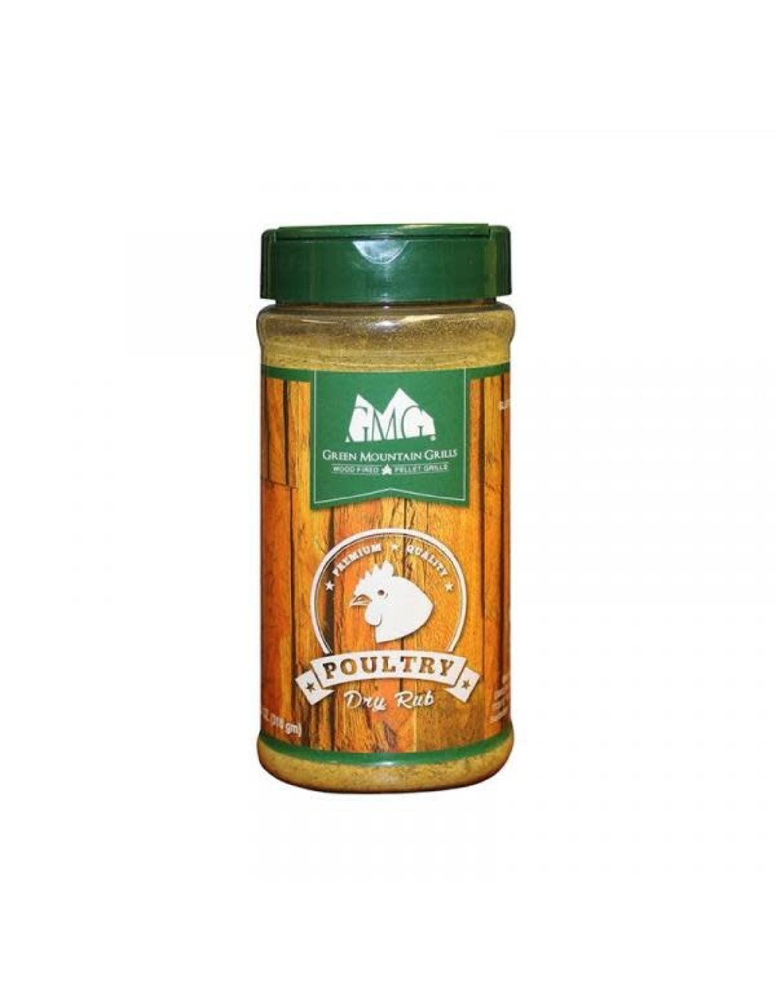 GMG GMG DRY RUB (POULTRY) GMG Poultry Dry Rub on your chicken, turkey, pheasant, and more