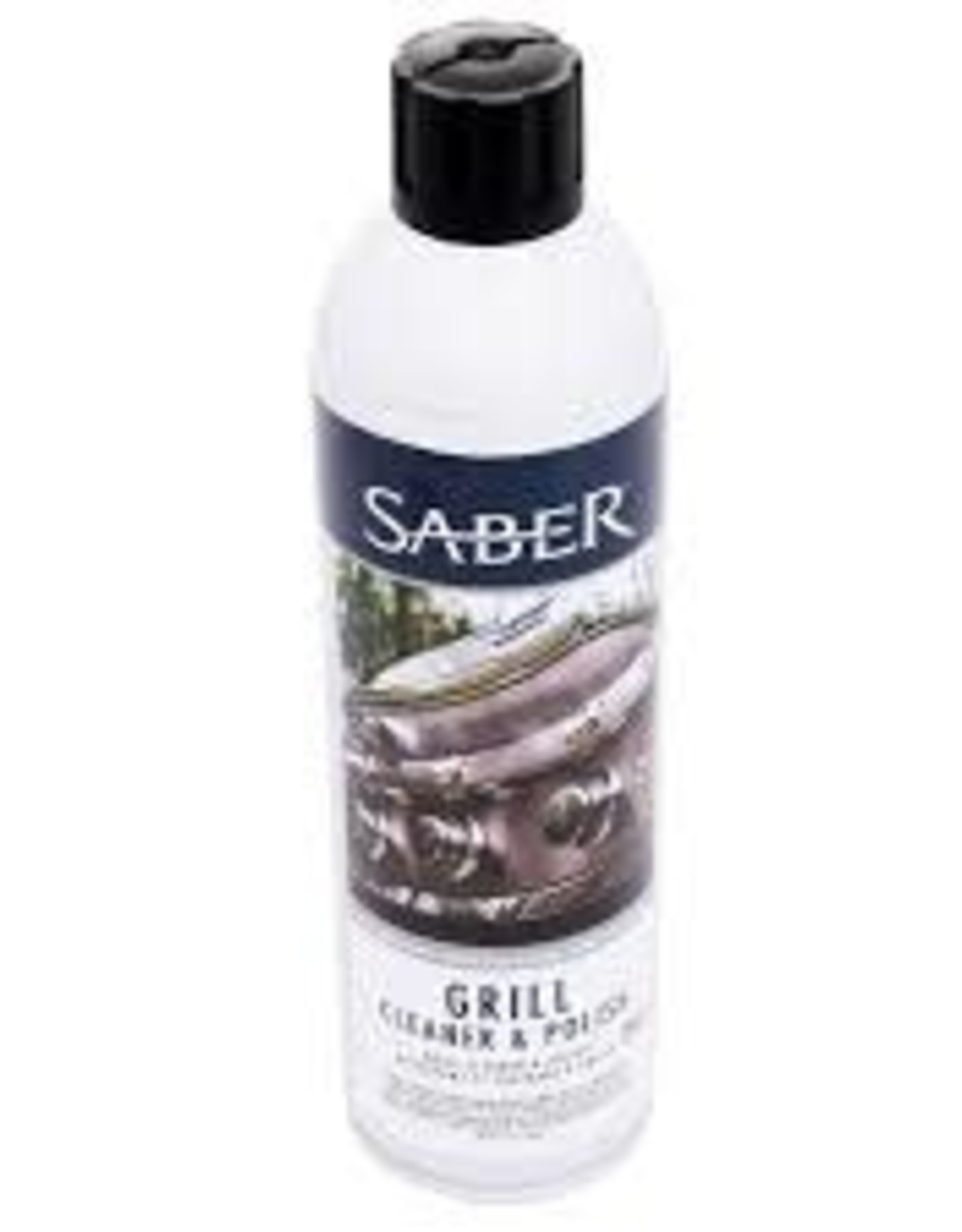 SABER SABER GRILL CLEANER & POLISH