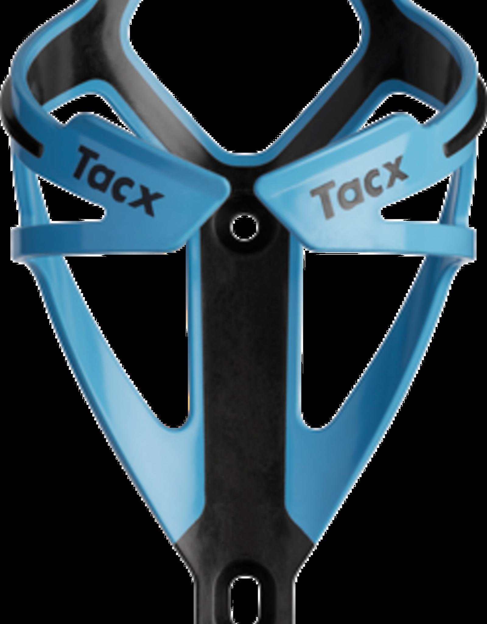 TACX TACX DEVA BOTTLE CAGE LIGHT BLUE