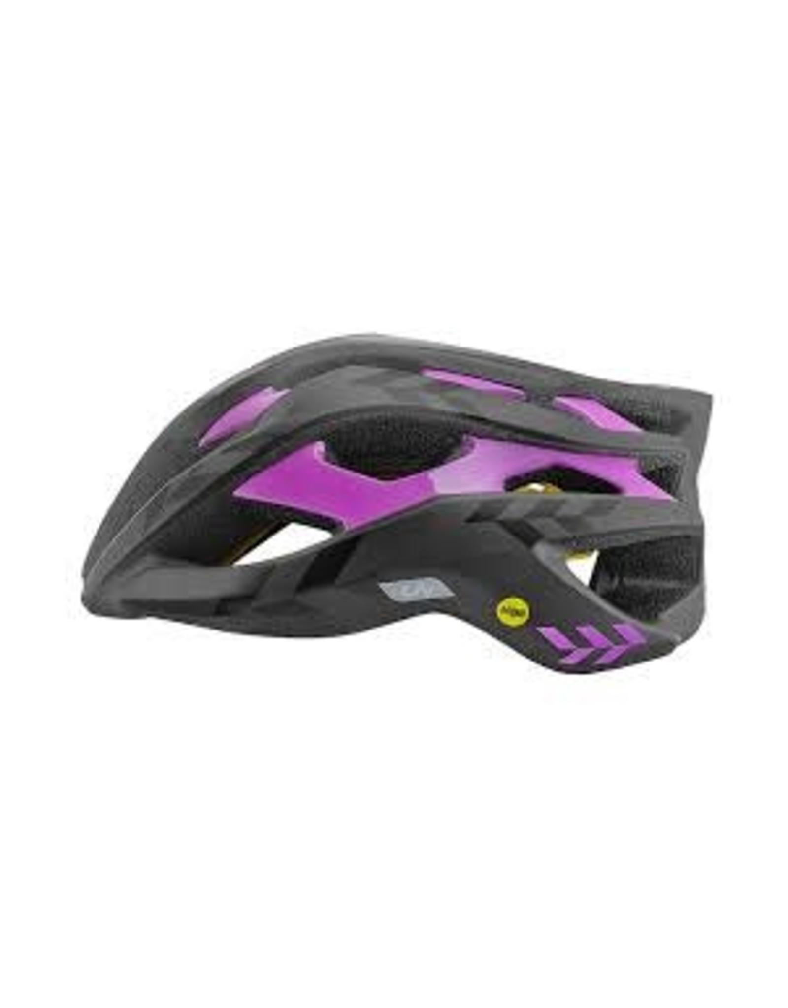 Liv LIV Rev Helmet MIPS MD Black/Purple