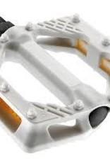 Giant GIANT Platform plastic pedal White