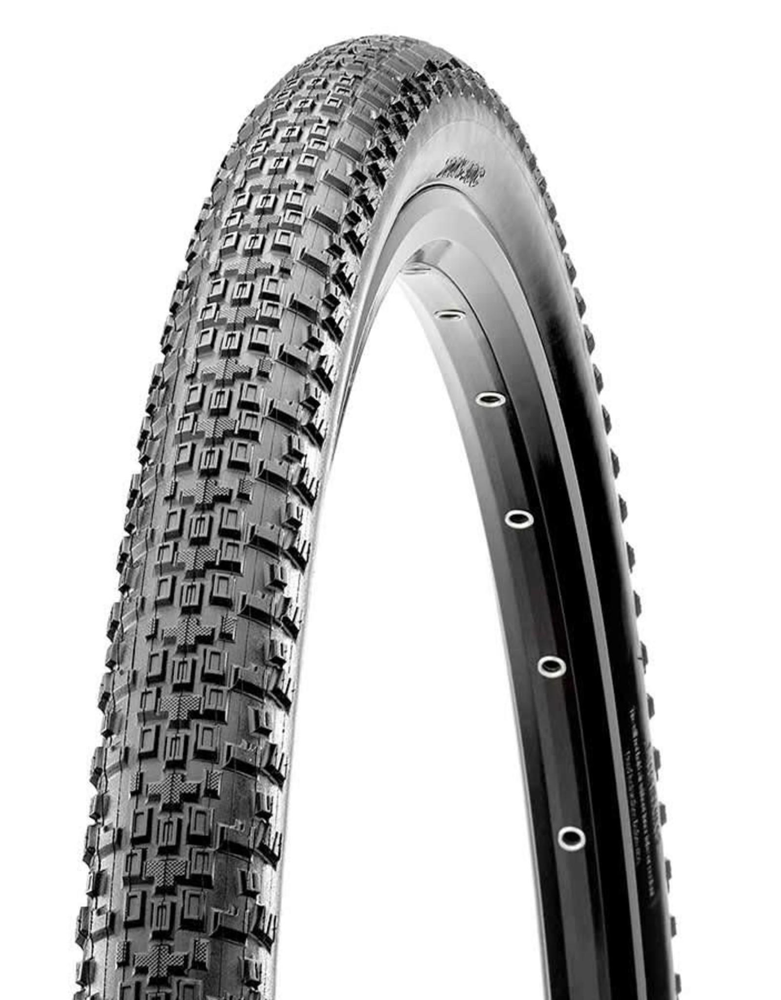 Maxxis Maxxis, Rambler, Tire, 700x40C, Folding, Tubeless Ready, Dual, EXO, 120TPI, Black