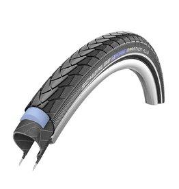 Schwalbe Schwalbe, Marathon Plus, Tire, 700x35C, Wire, Clincher, Endurance, SmartGuard, Reflex, 67TPI, Black