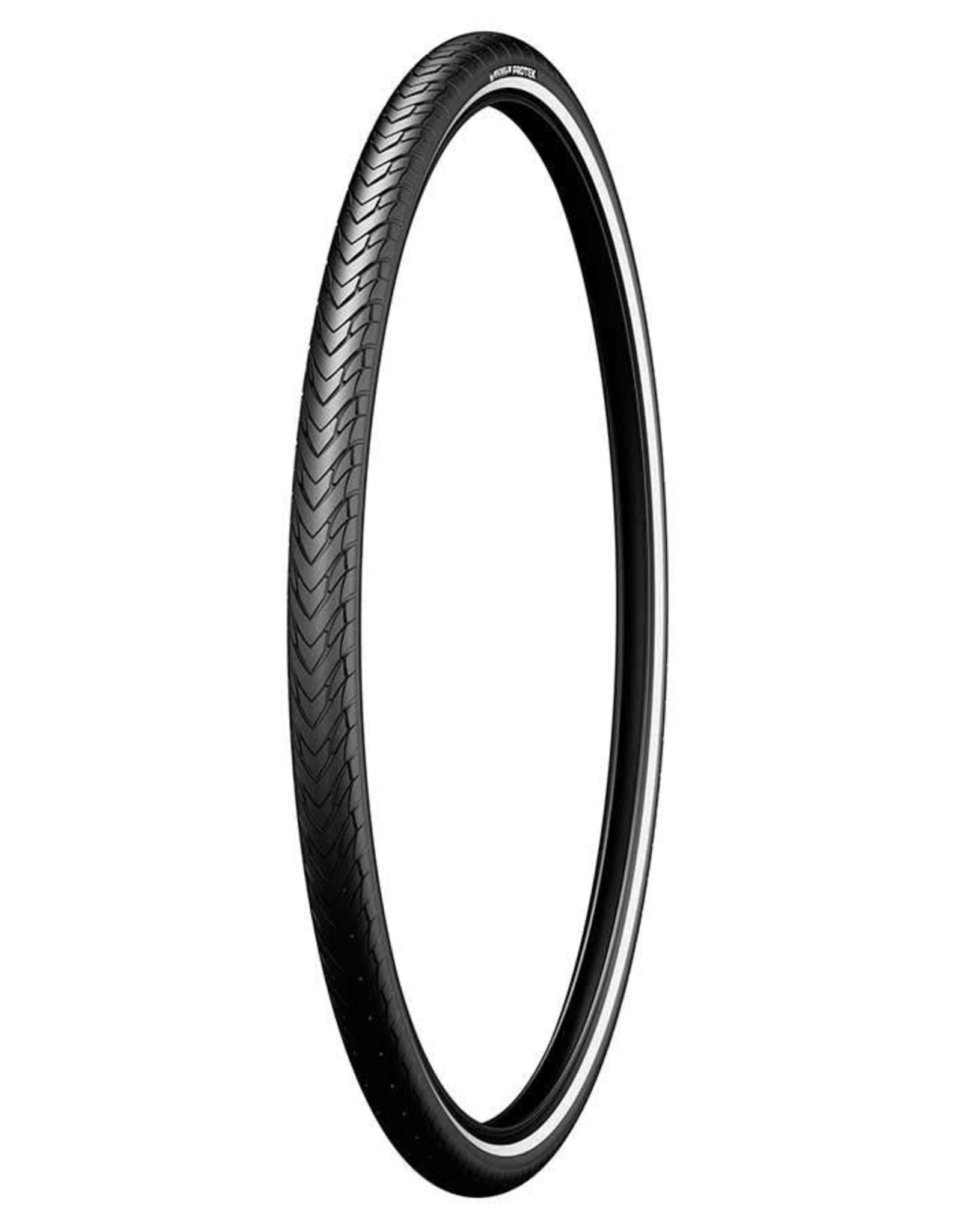 MICHELIN Michelin, Protek, Tire, 700x28C, Wire, Clincher, Protek 1mm, Reflex, 22TPI, Black