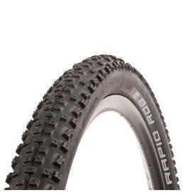 Schwalbe Schwalbe, Rapid Rob, Tire, 26''x2.10, Wire, Clincher, SBC, KevlarGuard, 50TPI, Black