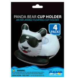 GAME GAME PANDA CUP HOLDER ( 4 PACK )