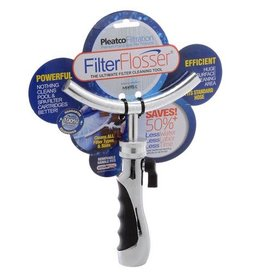 FILTER FLOSSER ( the ultimate filter cleaning tool )