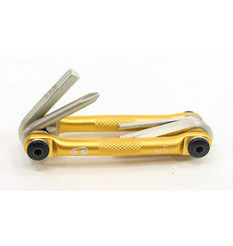 CRANK BROTHERS CRANK BROTHER MULTI 5 TOOL GOLD