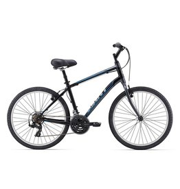 Giant 17 Sedona M Black/Dark Silver/Blue