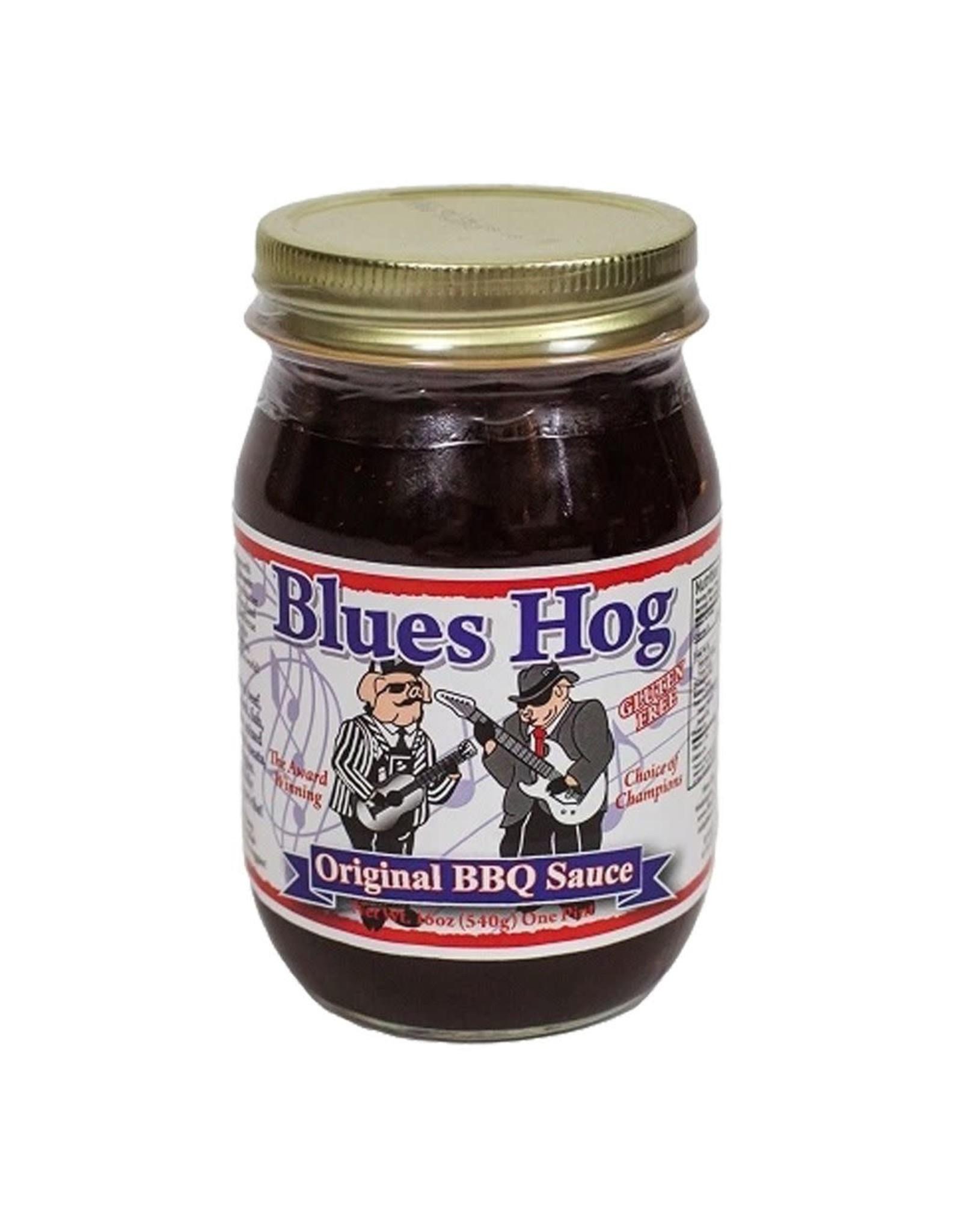 BLUES HOG BLUES HOG ORIGINAL BBQ SAUCE 16 OZ.