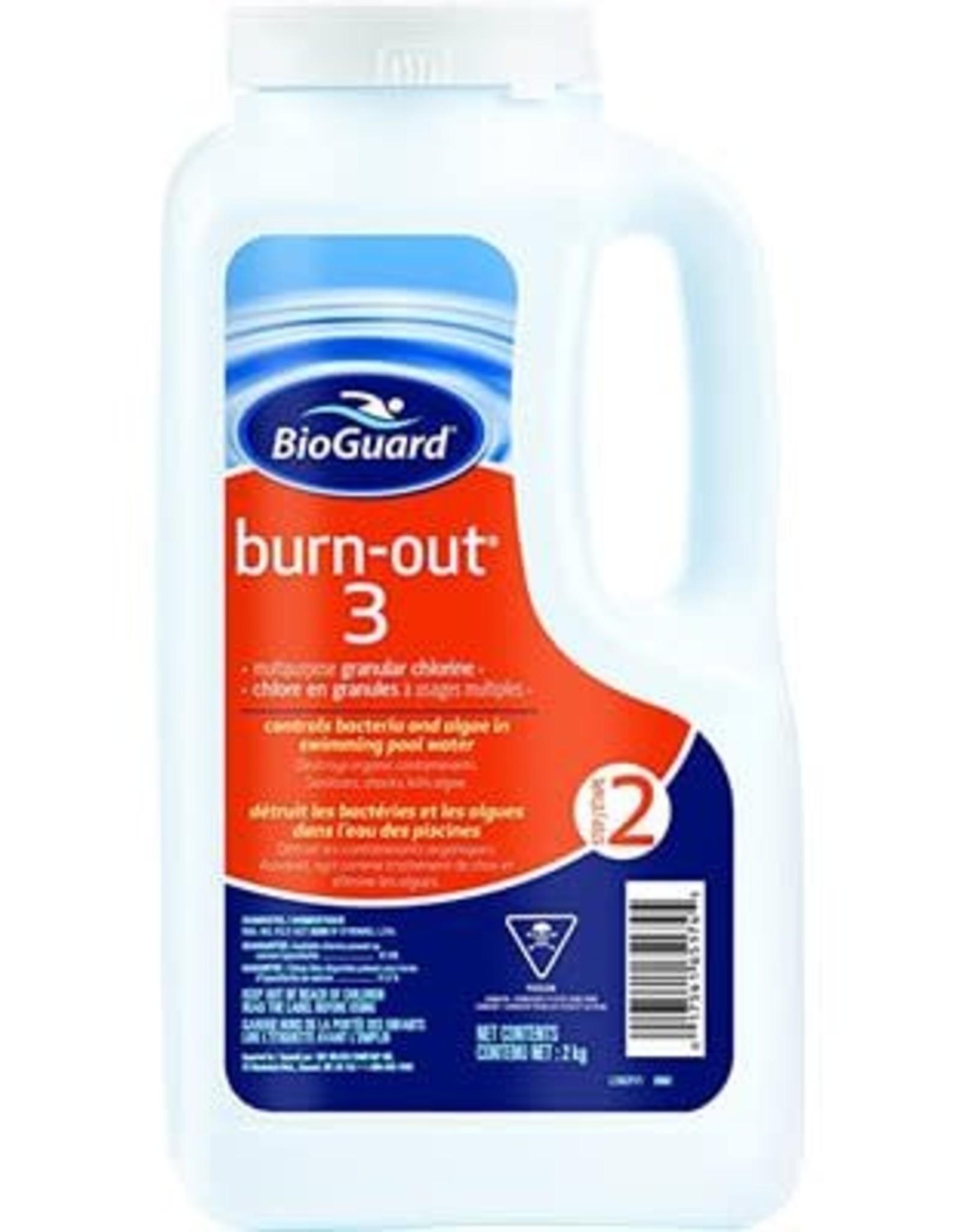 BIOGUARD BIOGUARD BURNOUT 3 ( 2KG )