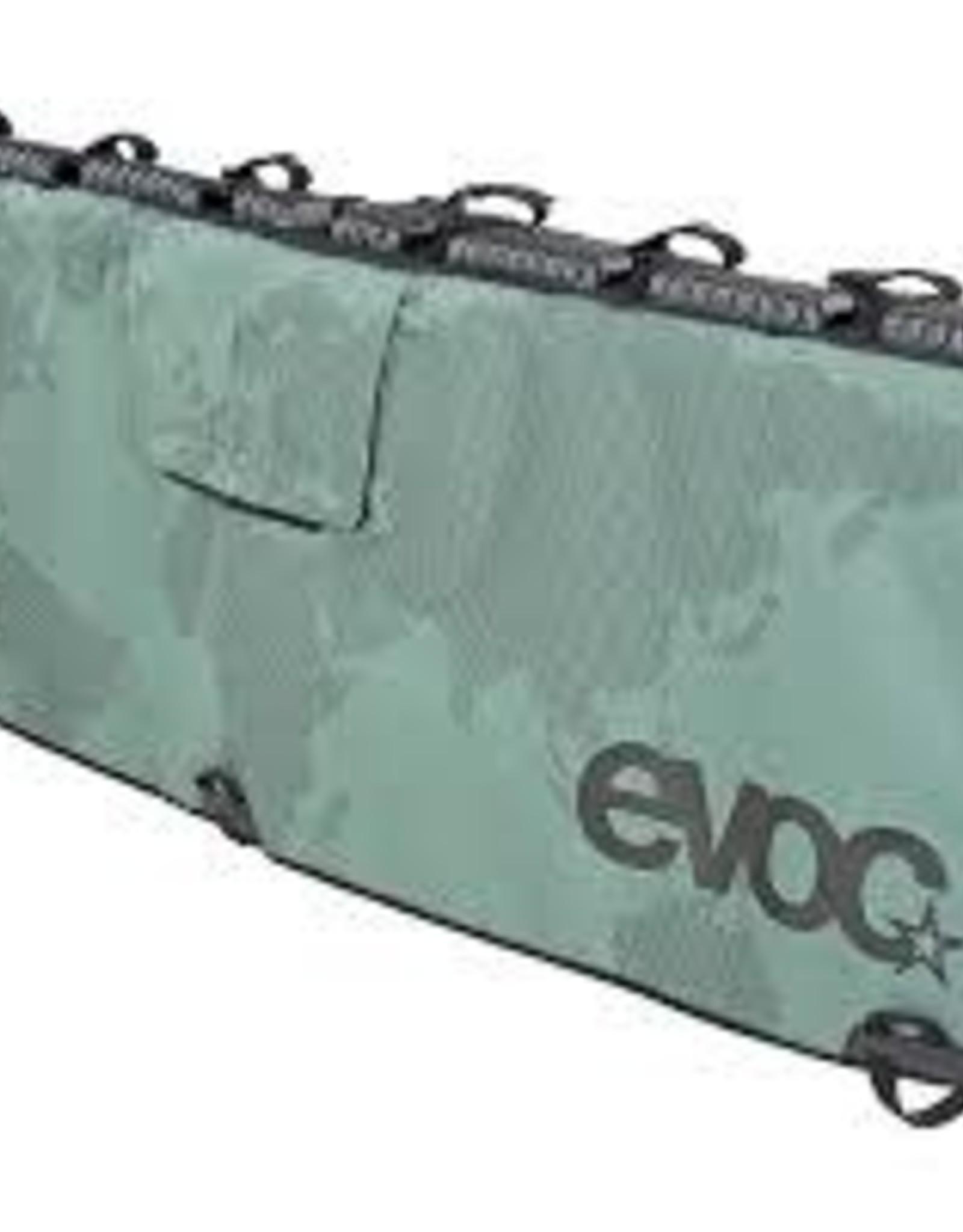 EVOC EVOC, Tailgate Pad, 160cm / 63'' wide, for full-sized trucks, Olive