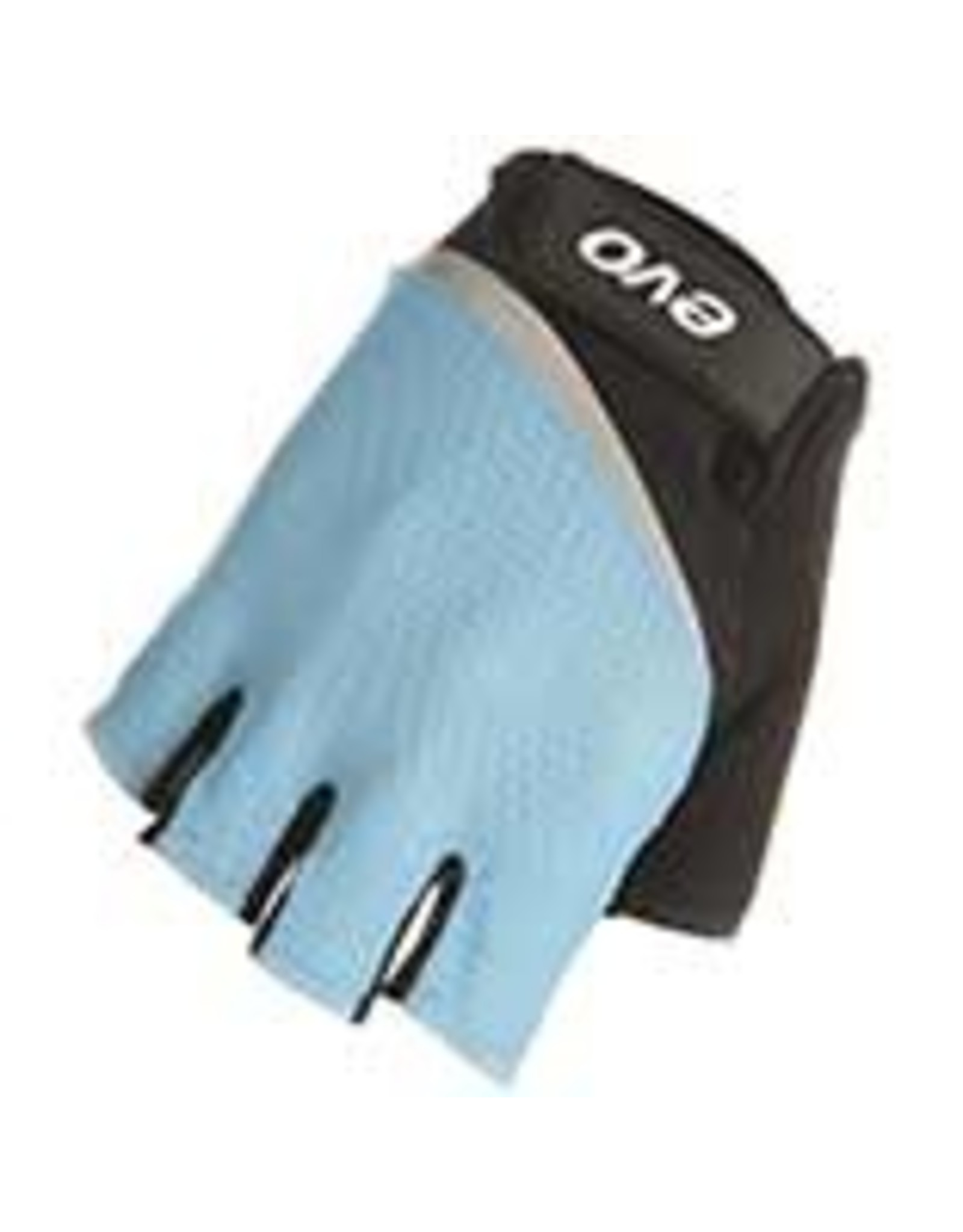 EVO EVO, Palmer Pro Gel, Short Finger Gloves, Women, Black/Teal, XS, Pair