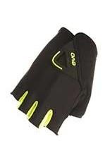 EVO EVO, Palmer Pro, Short Finger Gloves, Women, Black/Yellow, L, Pair