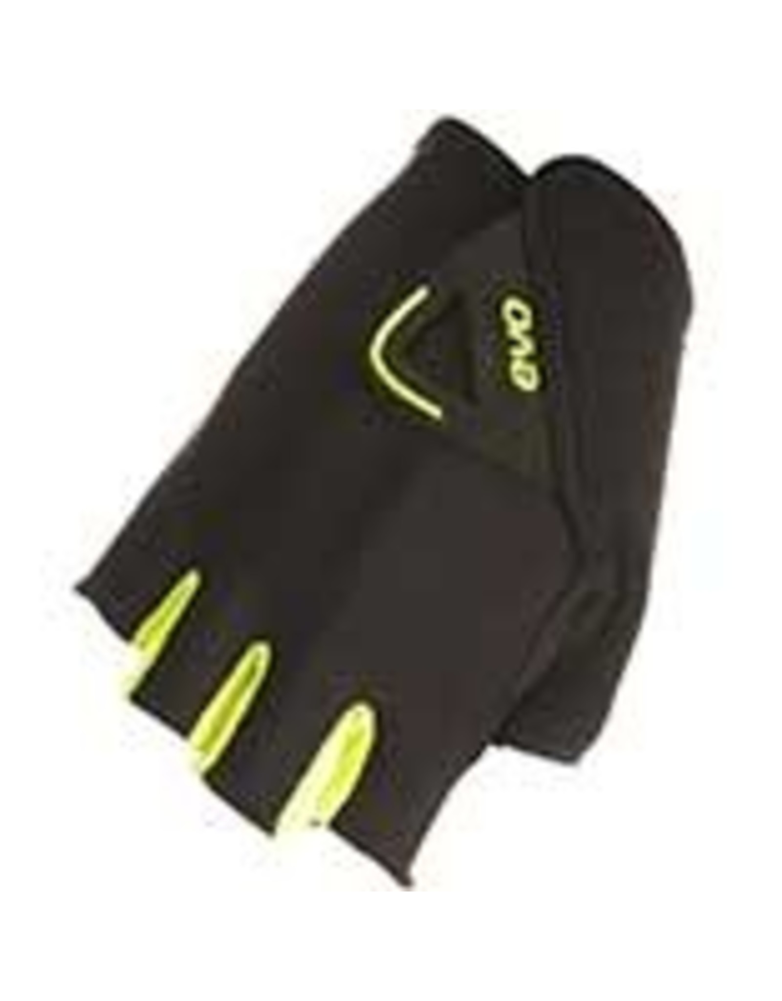 EVO EVO, Palmer Pro, Short Finger Gloves, Women, Black/Yellow, S, Pair
