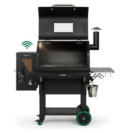 GMG GMG DANIEL BOONE WI-FI PRIME PLUS GRILL ( ROTISSERIE-READY @ LIGHT ) 12V