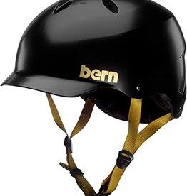 BERN Bern, Lenox, Helmet, Black, S, 52 - 55.5cm