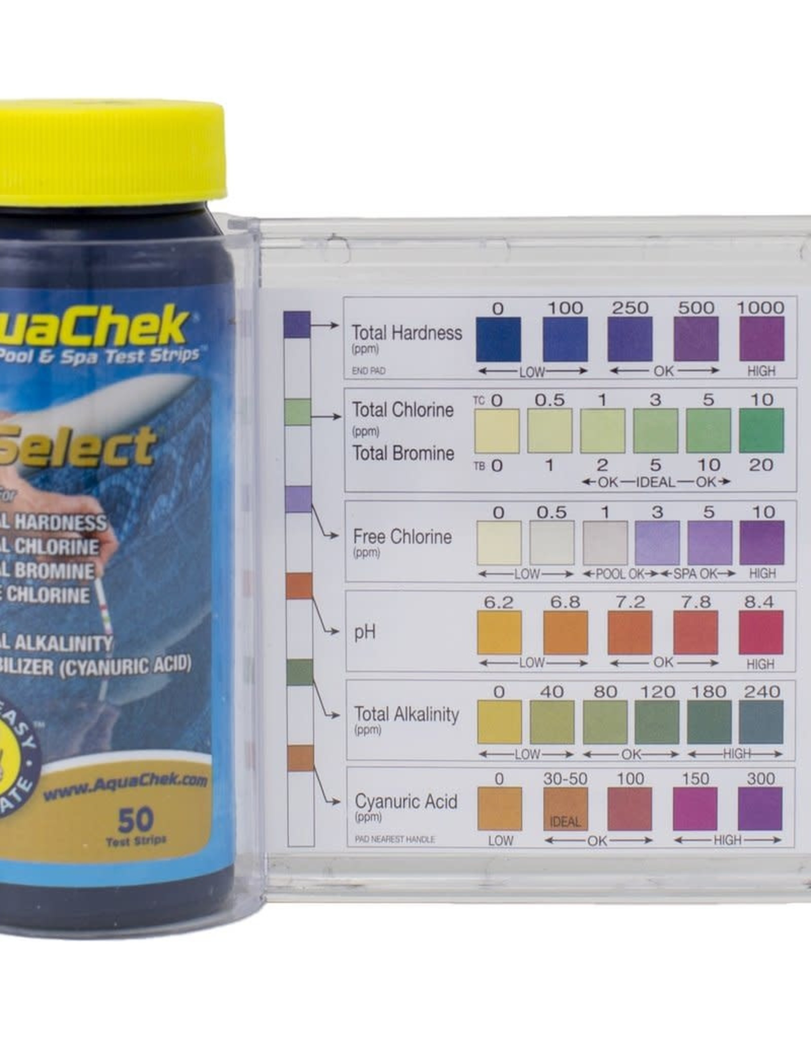 AQUACHEK AQUACHEK (pool & spa Test Strips )