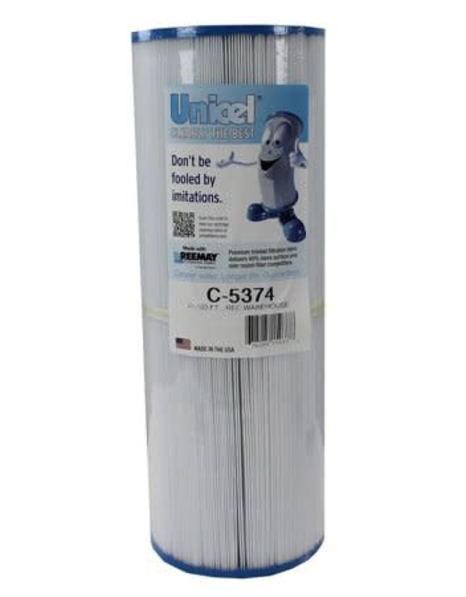 UNICEL UNICEL FILTER C5374
