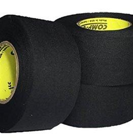 COMP-O-STIK COMP-O-STIK BLACK CLOTH TAPE