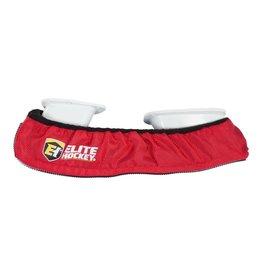ELITE HOCKEY ELITE PRO SKATE GUARDS RED  ( XL ) ADULT SIZE: 10-13