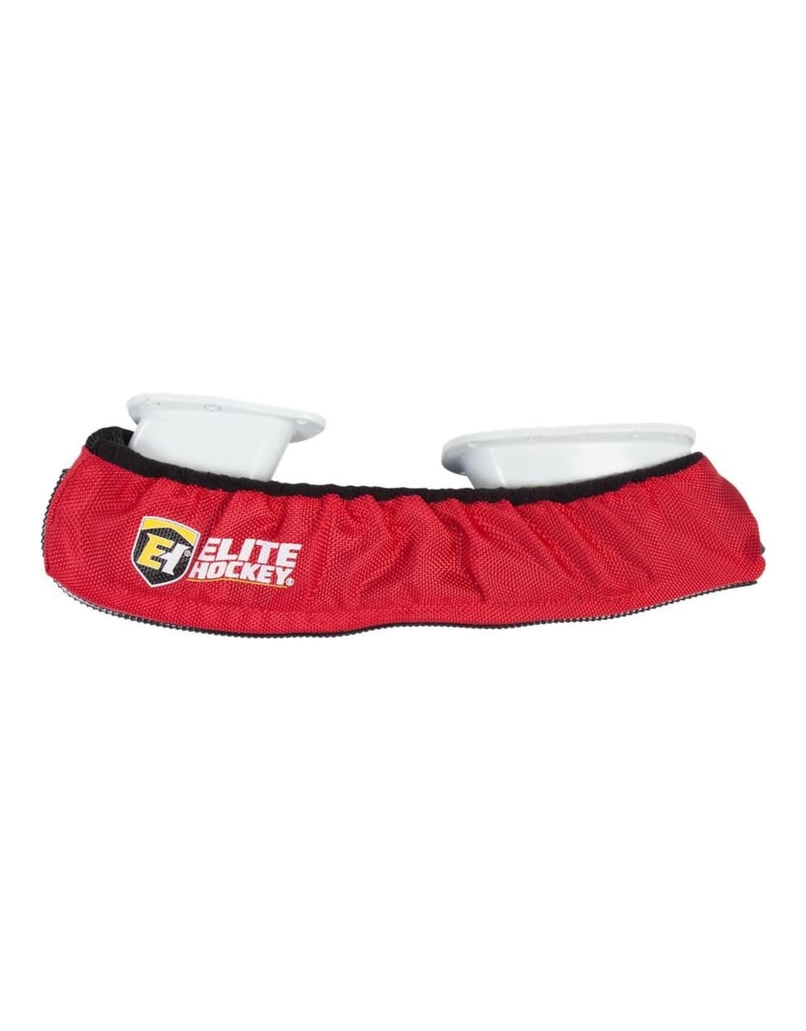 ELITE HOCKEY ELITE PRO SKATE GUARDS RED ( S/P ) YOUTH SIZE : UP TO 13