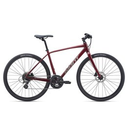 Giant 21 Escape 2 Disc S Garnet