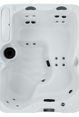 Freeflow Spas 2021 FREEFLOW AZURE PREMIER ( ARCTIC / GREY ) aticipated date of arrival - end of March