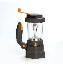 ALADDIN ALADDIN CAMPING LANTERN WITH ALARM AND RADIO