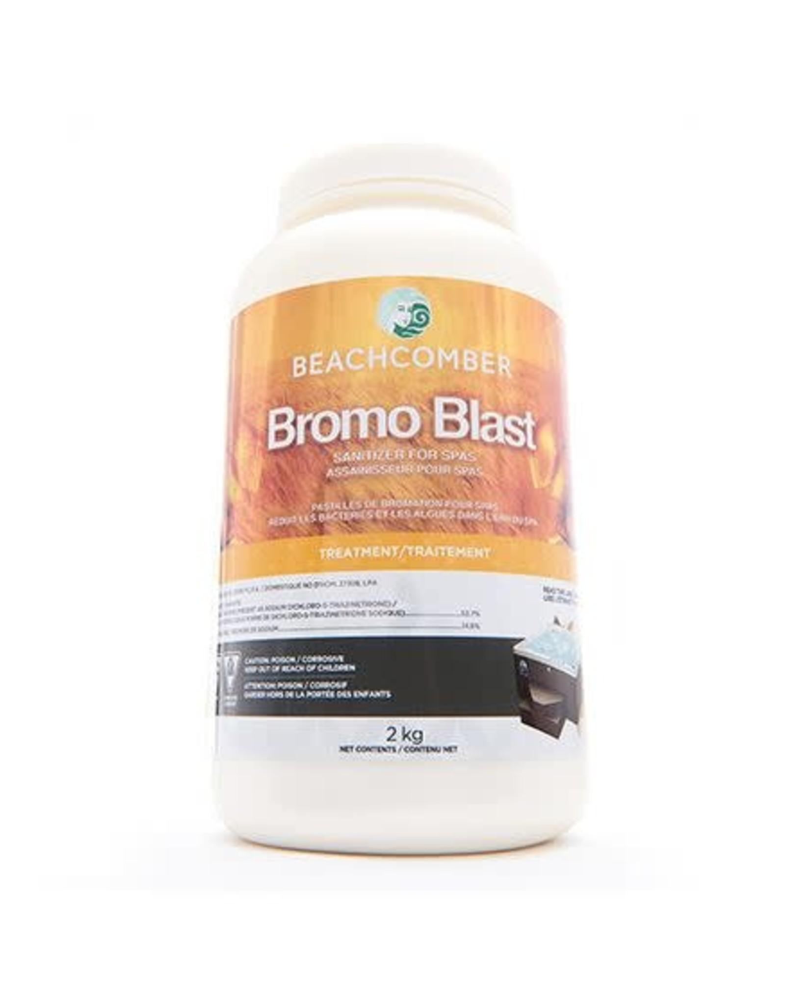 BEACHCOMBER BEACHCOMBER Bromo Blast (2kg) - Sanitizer