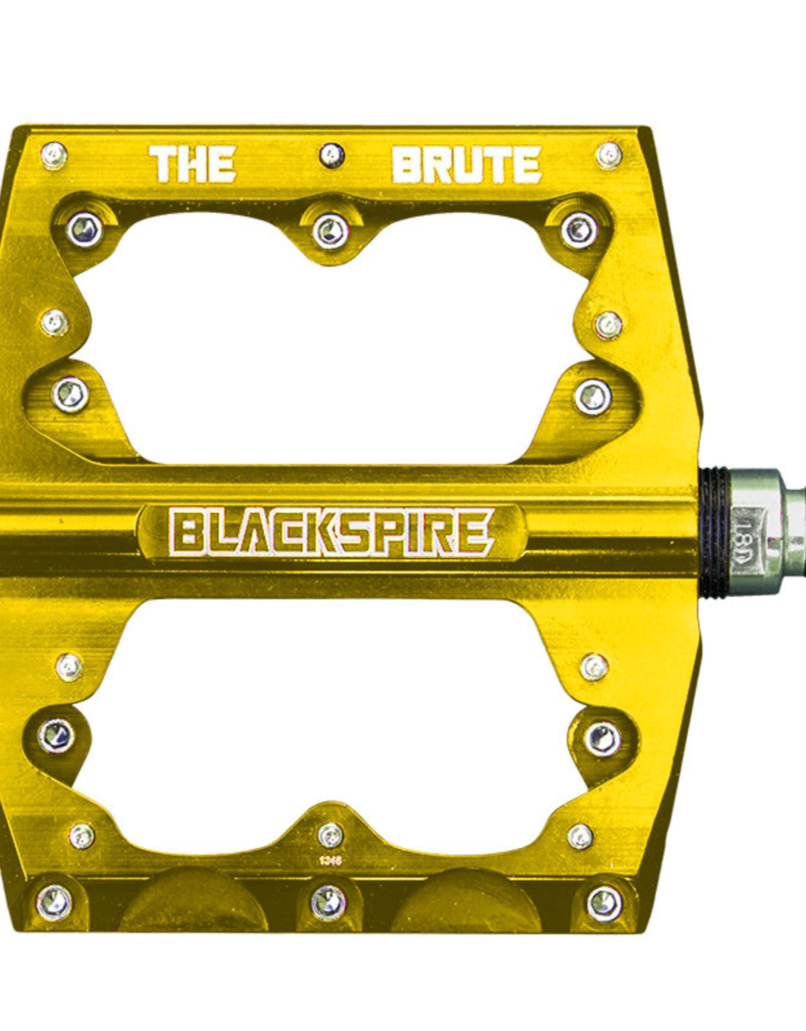 BLACKSPIRE BLKSPR BRUTE PEDAL GOLD
