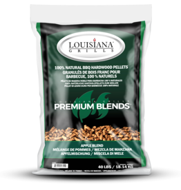 LOUISIANA LOUISIANA - 40LB APPLE BLEND - PELLETS
