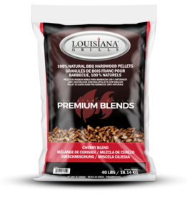 LOUISIANA - 40 LBS CHERRY BLEND - PELLETS