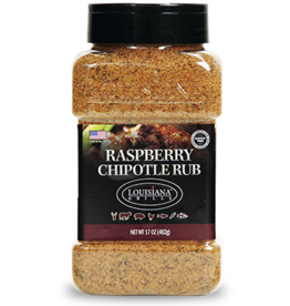LOUISIANA LOUISIANA SPICES AND RUBS - RASPBERRY CHIPOTLE