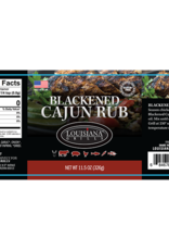 LOUISIANA LOUISIANA SPICES AND RUBS - BLACKENED CAJUN