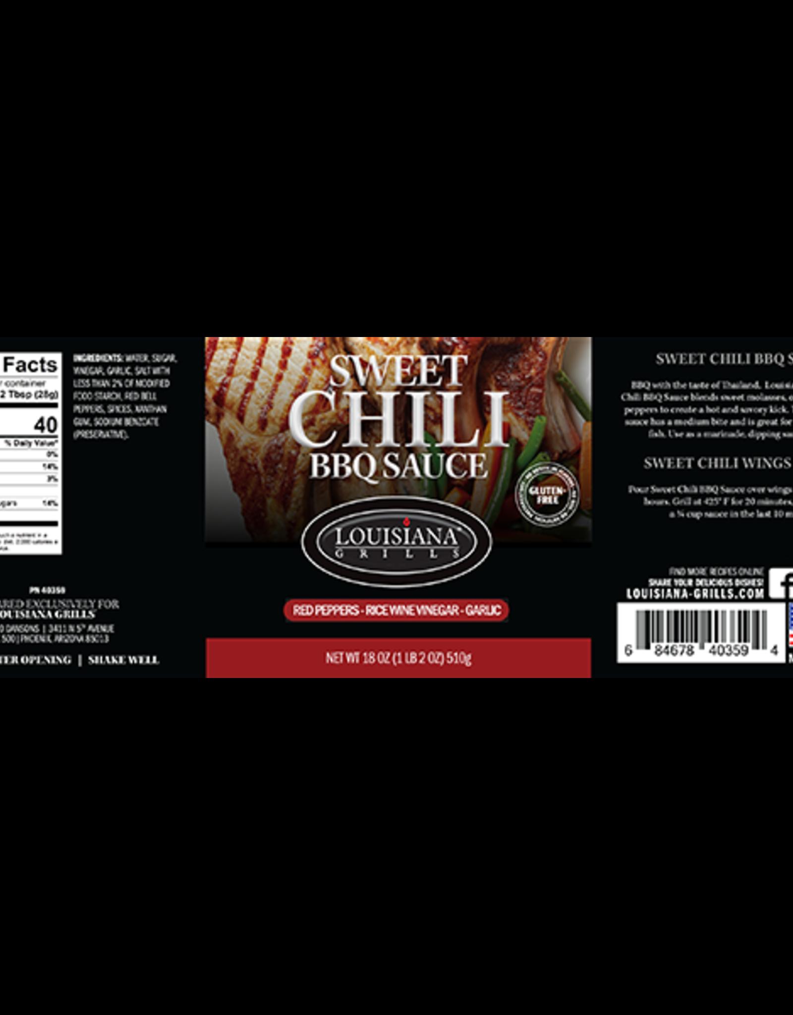 LOUISIANA LOUISIANA BBQ SAUCES AND GLAZES - SWEET CHILI
