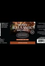 LOUISIANA LOUISIANA BBQ SAUCES AND GLAZES - HONEY BALSAMIC GLAZE