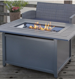 CARBON COLLECTION CARBON COLLECTION - RECTANGLE ALUMINUM FIRE TABLE