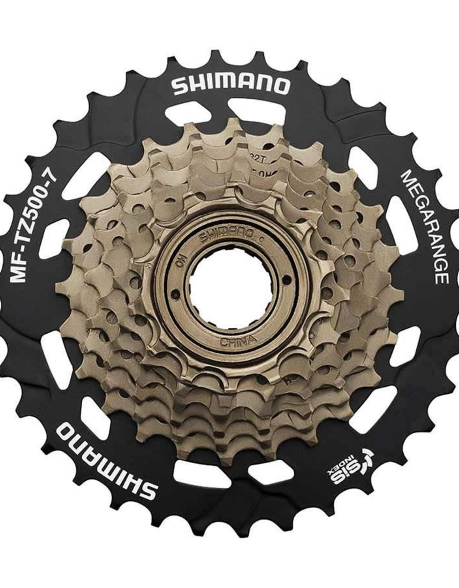 Shimano Shimano, MF-TZ500, 7sp. Freewheel 14-34T