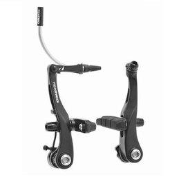 TEKTRO Tektro, RX6, Mini V-Brake, compatible with standard road levers, for one wheel, Black