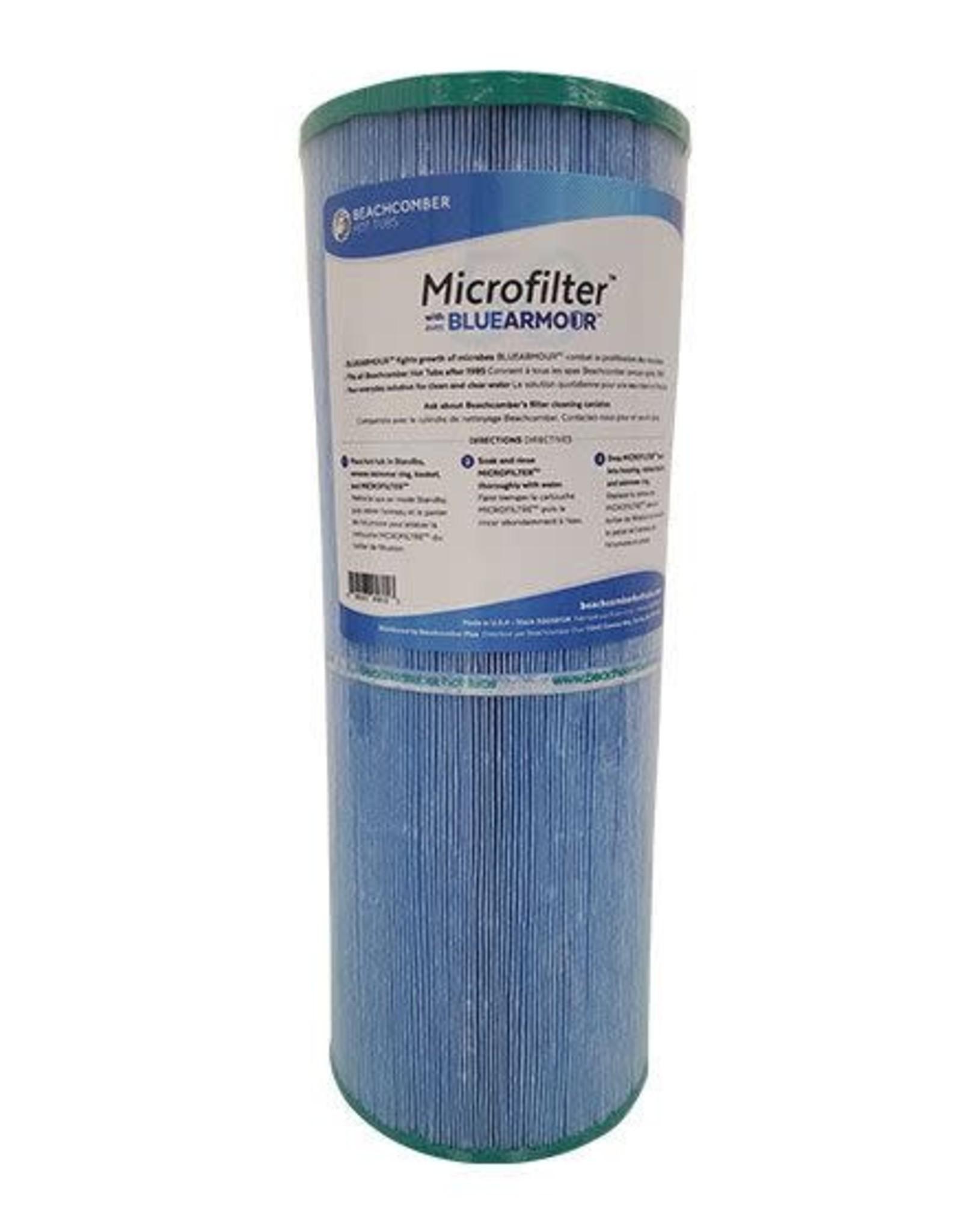 BEACHCOMBER BEACHCOMBER MICROFILTER BLUE ARMOUR 50 SQ