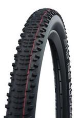 Schwalbe Schwalbe, Racing Ralph Addix, Tire, 29''x2.35, Folding, Tubeless Ready, Addix Speed, SnakeSkin, 67TPI, Black