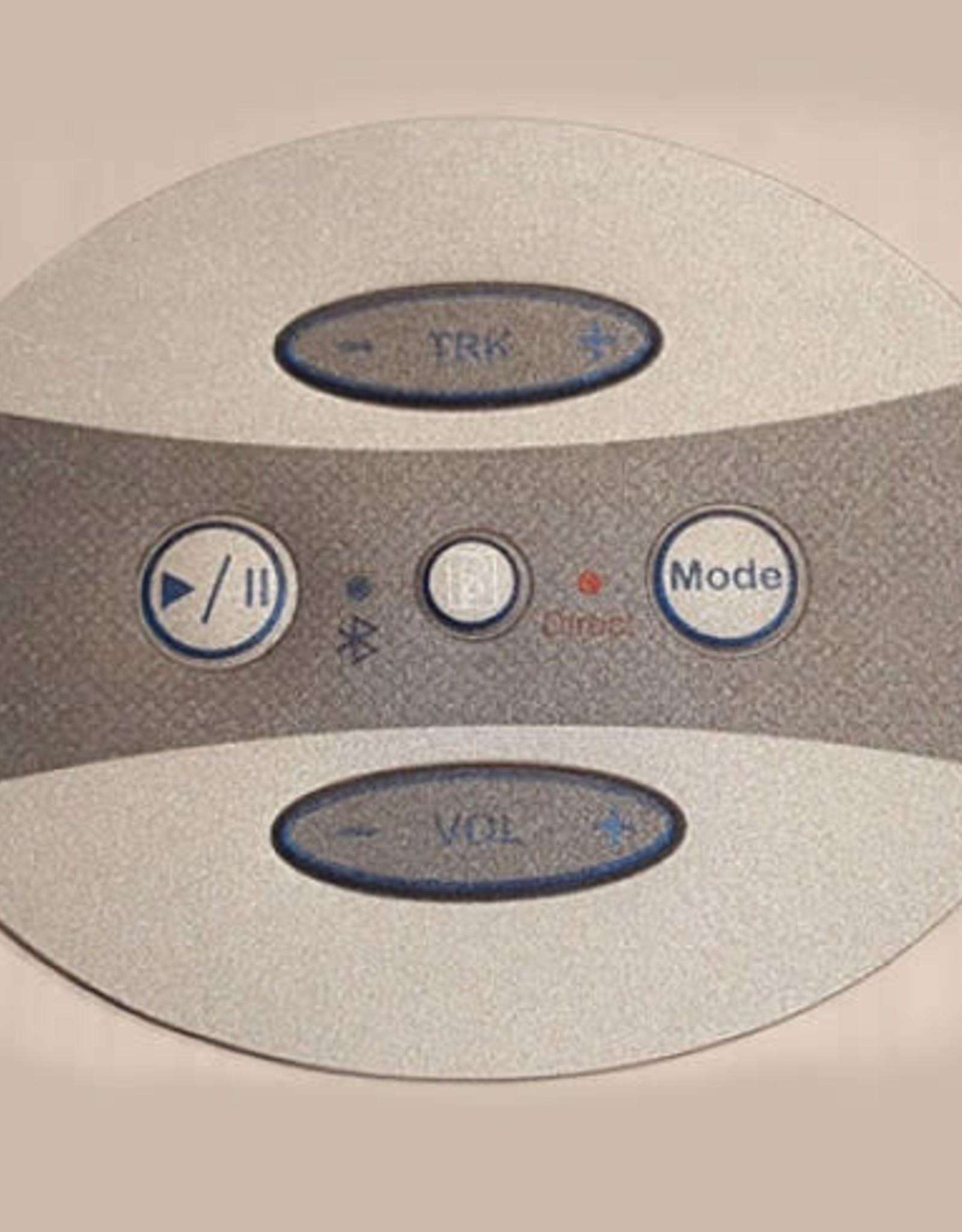 BEACHCOMBER beachcomber stereo sticker overlay