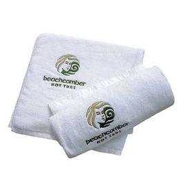 BEACHCOMBER BEACHCOMBER WHITE TOWEL