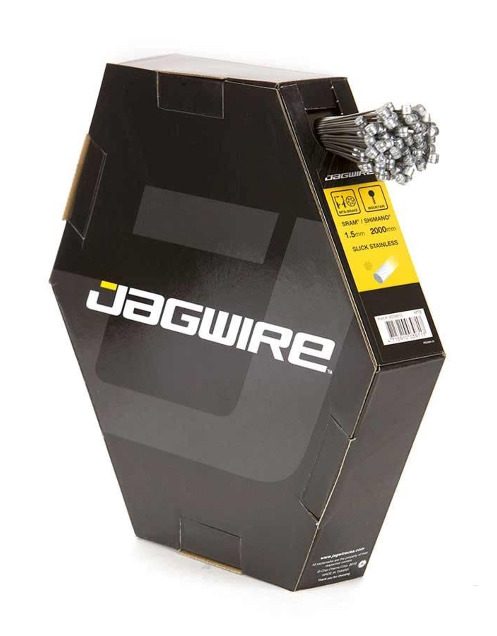 JAGWIRE jagwire slick brake cables mtb stainless 1.5mm